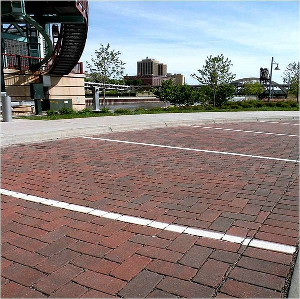 Types of permeable pavement - Minnesota Stormwater Manual