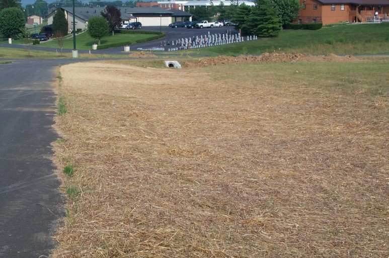 Erosion Prevention Practices Natural And Synthetic Mulches