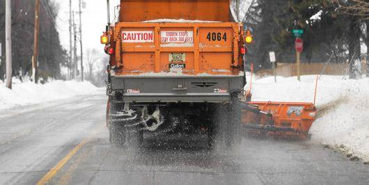 Road salt, smart salting and winter maintenance - Minnesota