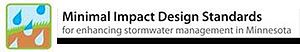 image of Minimal Impact Design Standards logo