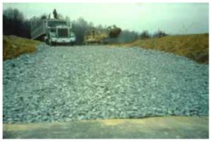 Construction Stormwater Best Management Practice Vehicle