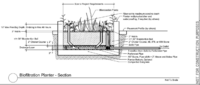 image of biofiltration planter